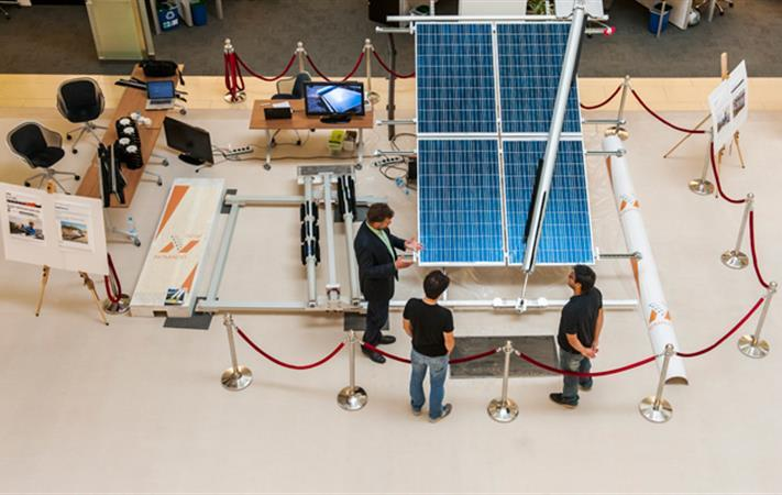 KAUST Solar Energy Research