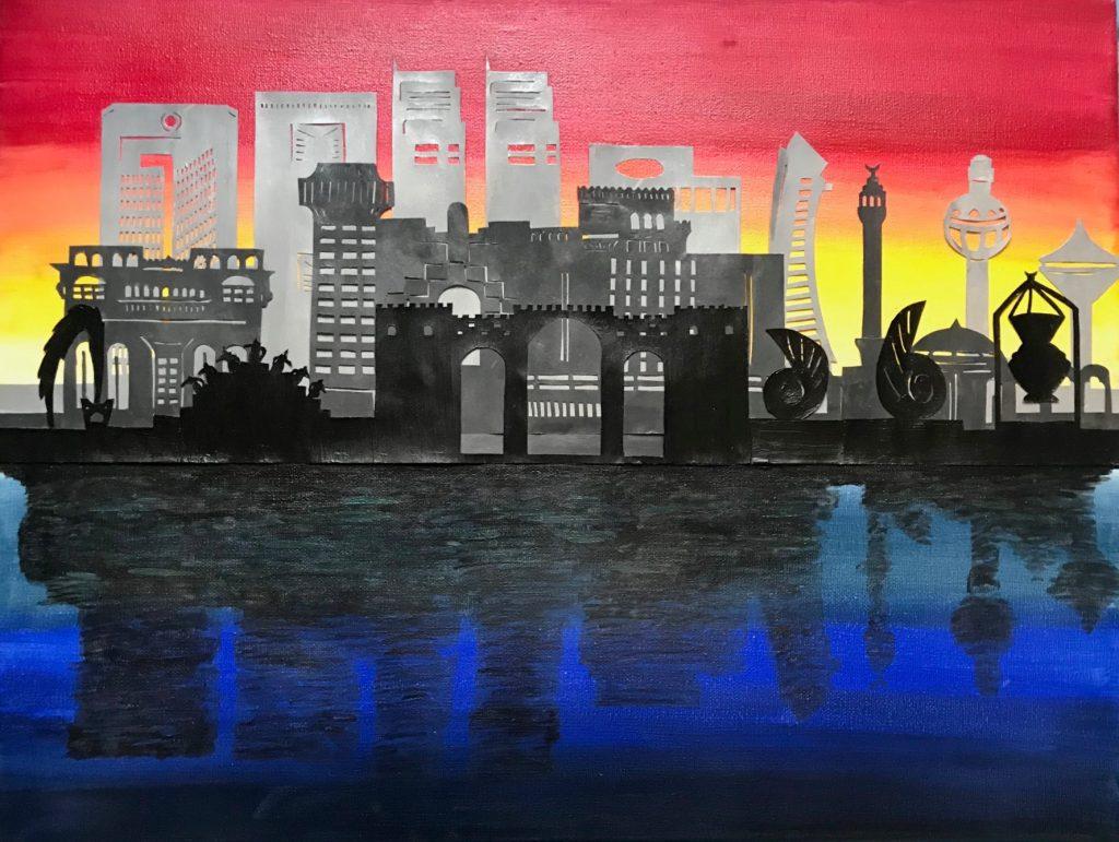 The Dawn of Jeddah - Kristiana Smith 2018