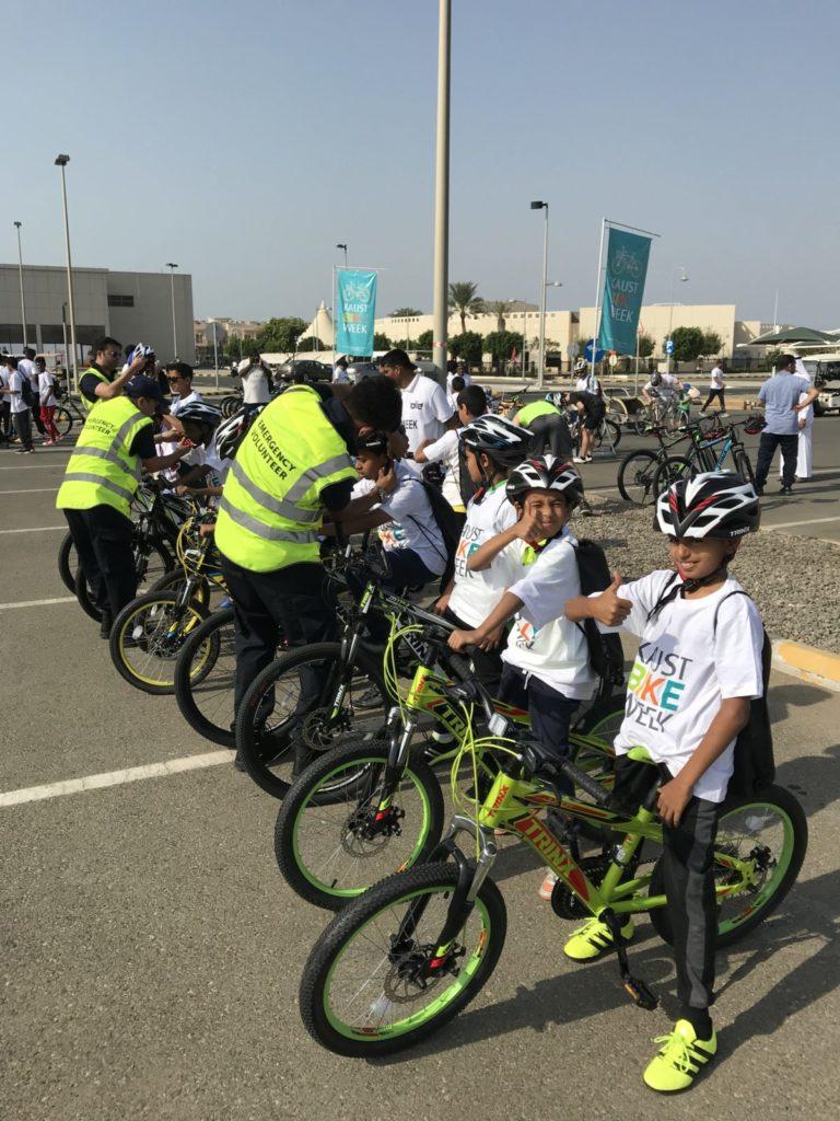 Testimonials – KAUST 5K Bike Ride